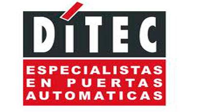 Puertas automáticas Ditec