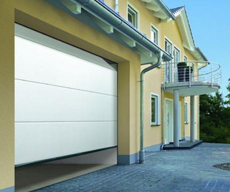 Mejorando puertas seccionales