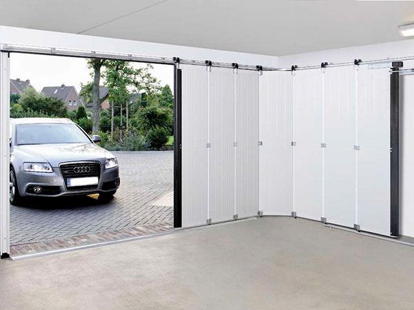 Mantenimiento de puertas de garaje correderas