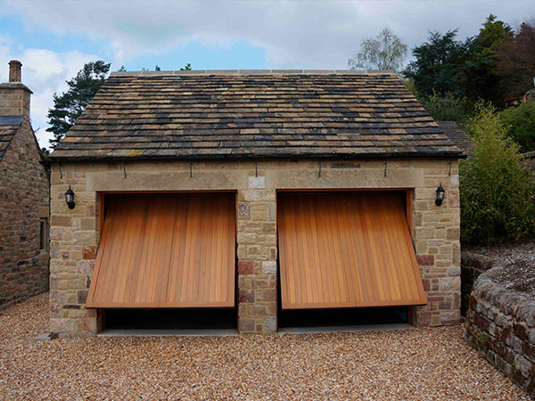 Mantenimiento de puertas de garaje basculantes