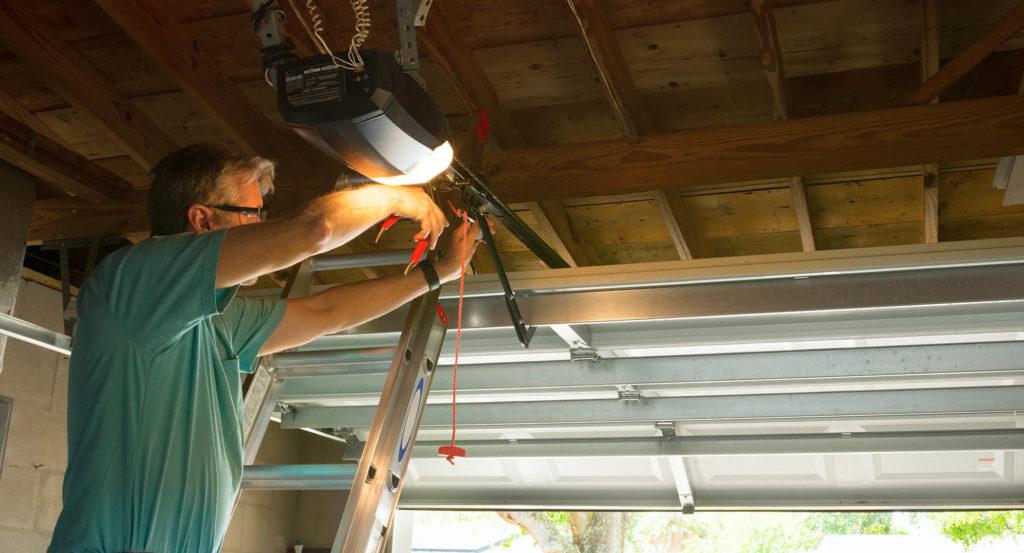 Reparación puertas de garaje en Valdemoro